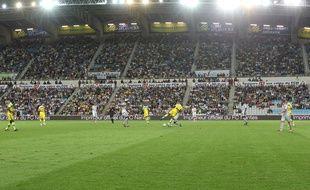 Le stade de la Beaujoire.