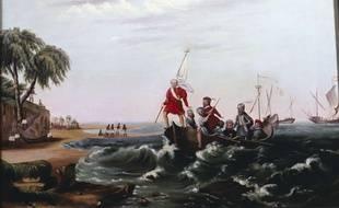 L'arrivée de Christophe Colomb aux Amériques en 1492 a marqué le début d'une extermination de masse des Amérindiens.