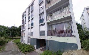 Le squat d'Estrémadure se trouve quartier du Blosne, au su de Rennes.