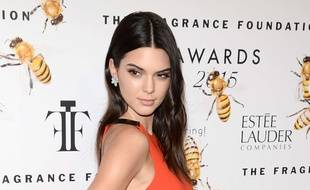 Kendall Jenner à New York en juin 2015.