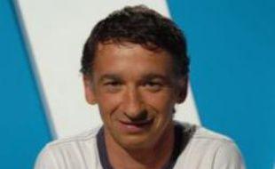 Thierry Agnello, auteur du «Dictionnaire officiel de l'OM»