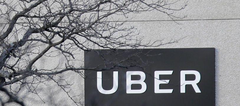 Un bureau de Uber aux Etats-Unis (illustration)