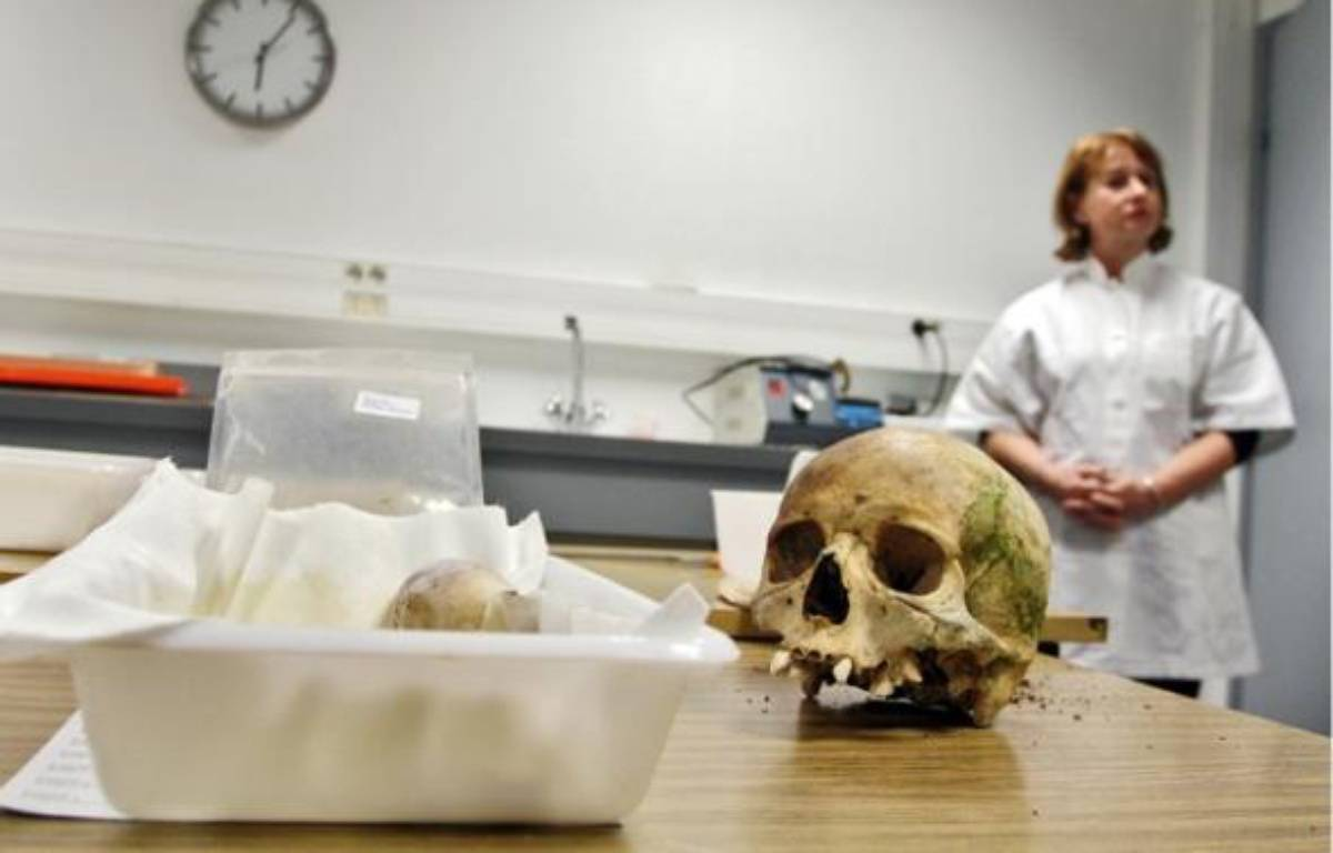 Deux cent cinquante corps sont autopsiés chaque année dans les sous-sols du CHRU. –  M.LIBERT / 20 MINUTES