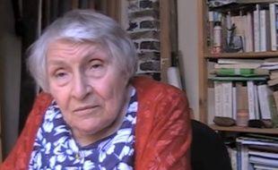 Anne Golon en 2009.