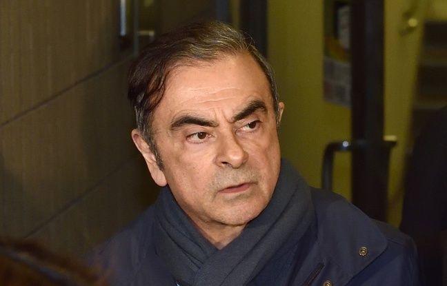 Affaire Carlos Ghosn: L'ex-PDG a quitté seul sa résidence à Tokyo, d'après des images de vidéosurveillance