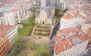 L'église Saint-Bernard de Lyon va être transformée en centre d'affaires