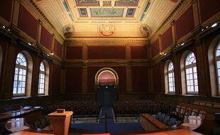 La cour d'assises de Haute-Garonne, à Toulouse (illustration)