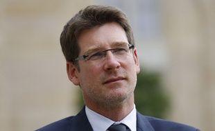 Pascal Canfin, directeur général de WWF France, le 18 juin 2015 à l'Elysée.