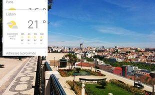 «20 Minutes» a testé une dizaine d'applications de voyages en immersion à Lisbonne les 29 et 30 avril 2014.