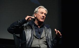 Le réalisateur Paul Verhoeven à New York en avril 2013.