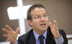 Martin Hirsch, fondateur du RSA, actuel président de l'agence nationale du service civique.