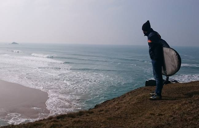 Bretagne: Les surfeurs ont désormais leur repaire en presqu'île de Crozon