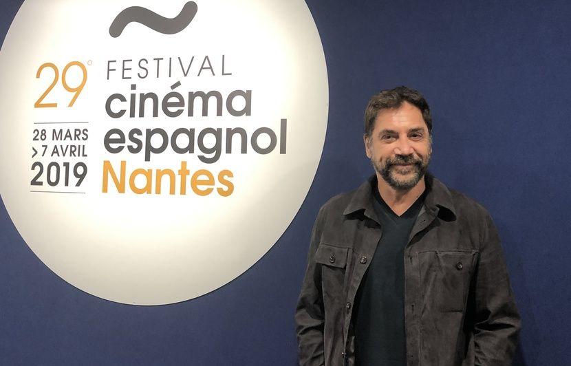 «Dune», «Casa de Papel» et «machine à pets»… De passage à Nantes, l'acteur Javier Bardem se livre
