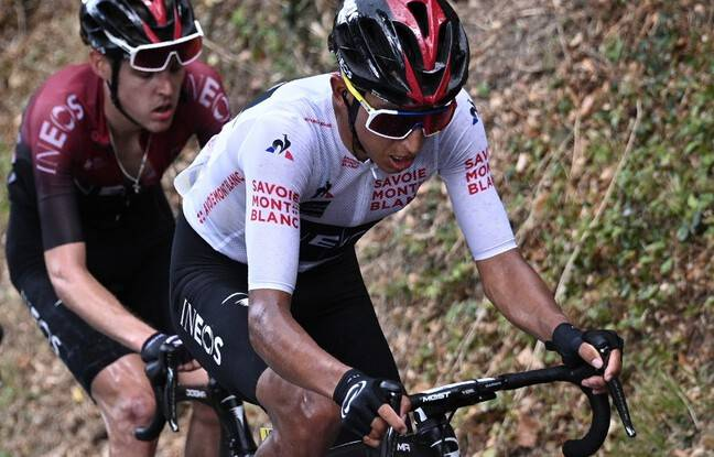Egan Bernal, souffrant du dos, abandonne dans le Dauphiné, à moins de 15 jours du début du Tour de France.