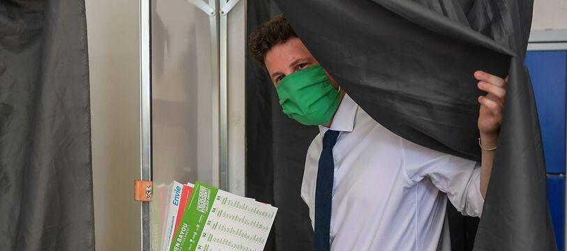 Julien Bayou, tête de liste des écologistes en Ile-de-France.