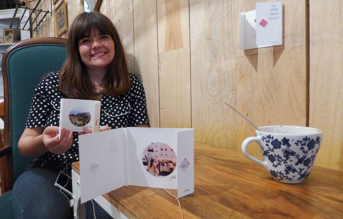 La photographe niçoise Gaëlle Simon expose ses photos dans huit salons de thé de Nice.  – M. Frénois / ANP / 20 Minutes