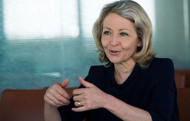 La députée Laure de La Raudiere le 20 avril 2016.