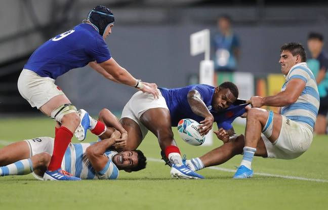 Coupe du monde de rugby: Les démons de la remontada galloise étaient à Tokyo, et les Bleus ont flippé en deuxième mi-temps