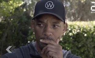 Will Smith relève le défi lancé par des youtubeurs - Le Rewind (video)