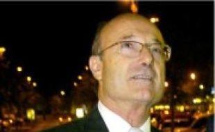 Jacques Bompard, le maire MPF d'Orange.