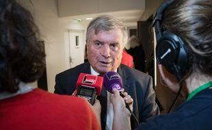 Guy Bricout, député de la 18e circonscription du Nord.