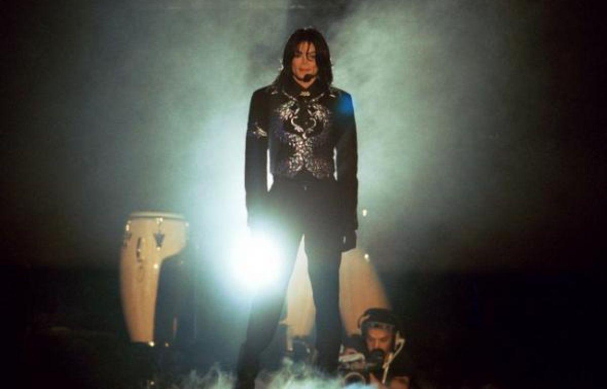 Michael Jackson le 10 mai 2000 – NIVIERE/ASLAN/VILLARD/NEBINGER/S