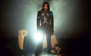 Michael Jackson le 10 mai 2000