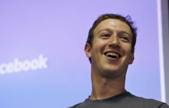 Mark Zuckerberg le 6 juillet 2011