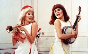 Catherine Deneuve et Françoise Dorléac dans un extrait des «Demoiselles de Rochefort»