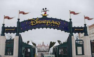 Disneyland fait grise mine