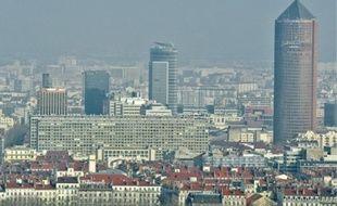 Un important épisode de pollution aux particules fines touche l'agglomération lyonnaise depuis le 2 mars 2011.