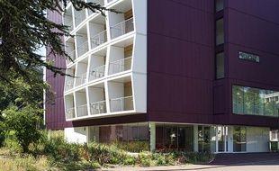 Maison de l'inde à la Cité Internationale Universitaire de Paris