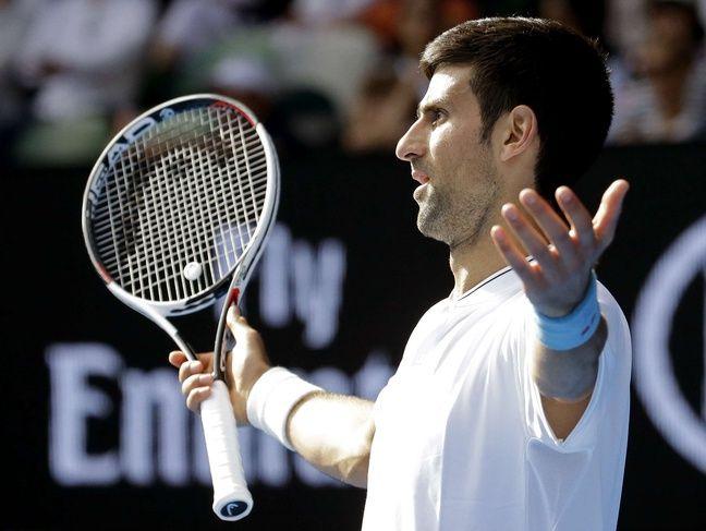 Djokovic s'est fait sortir contre toute attente