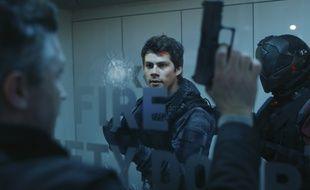Dylan O'Brien dans Le labyrinthe : le remède mortel de Wes Ball