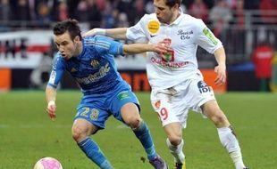 Marseille ne doit plus griller de joker dans la course à la qualification en Ligue des champions et doit absolument prendre trois points sur la pelouse d'Evian mardi en match en retard de la 23e journée