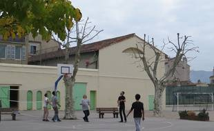 Le 13 NOVEMBRE 2015 à Marseille L'association Zebra accueille des adolescents