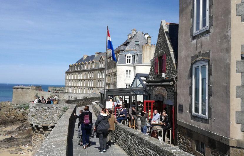 Saint-Malo: Dans l'intra-muros, les habitants en ont ras le bol d'Airbnb