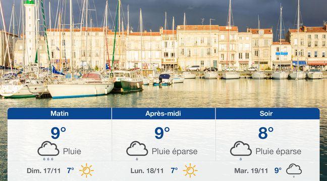 Météo La Rochelle: Prévisions du samedi 16 novembre 2019 - 20minutes.fr