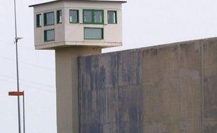 La maison d'arrêt de Villeneuve-lès-Maguelone (Hérault), qui abrite 750 détenus.
