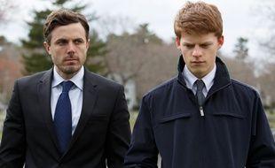 Casey Afflek et Lucas Hedges dans Manchester by the sea de Kenneth Lonergan
