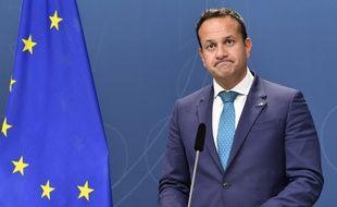 Leo Varadkar est le Premier ministre de la République d'Irlande.