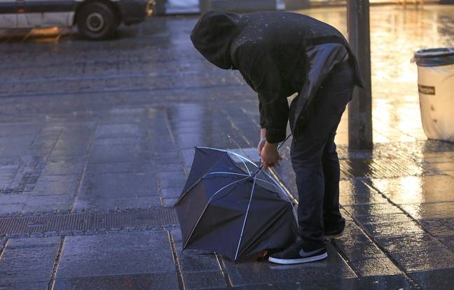 Tempête Gloria : L'Aude placée en vigilance orange pluie-inondation, en plus des Pyrénées-Orientales