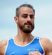 Romain barras, champion d'Europe du décathlon en 2010 et actuel directeur de la performance à la DTN.