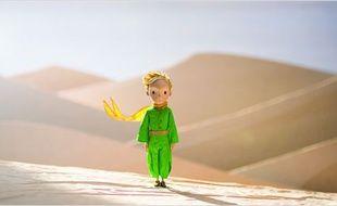 Le petit prince dans le film de Mark Osborne