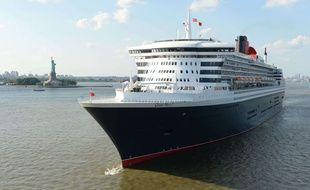 Le prestigieux Queen Mary 2, mis en service en janvier 2004, a été construit aux chantiers navals de Saint-Nazaire.