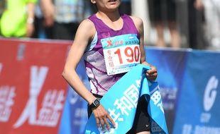 La marathonienne Wang Jiali a été suspendue huit ans par la fédération chinoise.
