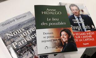 Les livres politiques à Paris