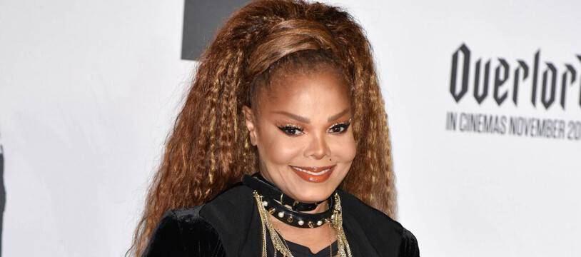 La chanteuse Janet Jackson