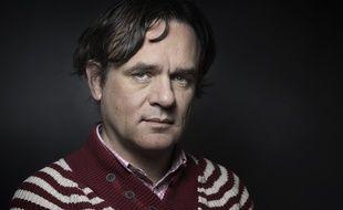 Riss, le directeur de «Charlie Hebdo», le 26 novembre 2015.