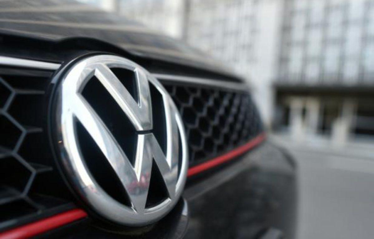 Un véhicule Volkswagen, le 24 mars 2016 à San Francisco – Josh Edelson AFP